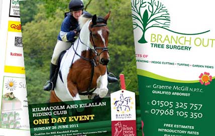 Kilmalcolm and Kilallan Riding Club ODE Programme
